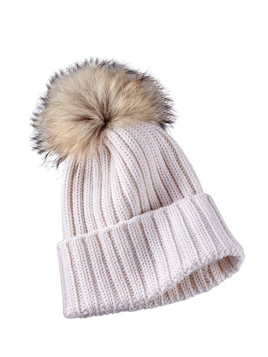 chiara wool knit hat