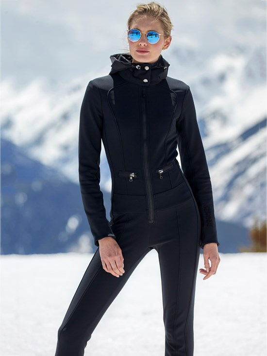 delizia stretch ski suit