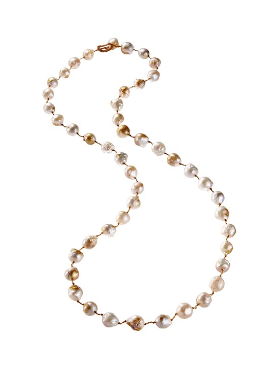 cara pearl necklace