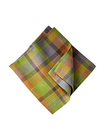highlander plaid napkin
