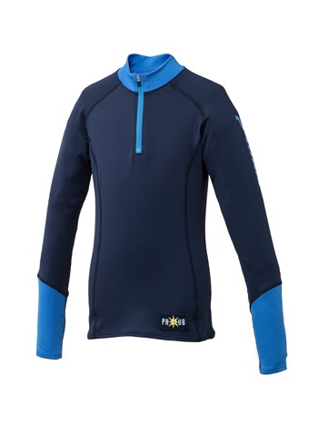 augusta 1/2 zip turtleneck