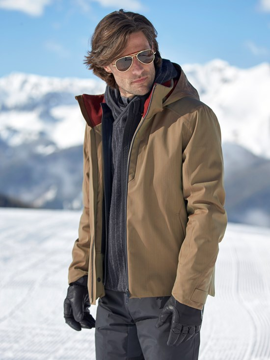 armada sunrise tec wool ski jacket