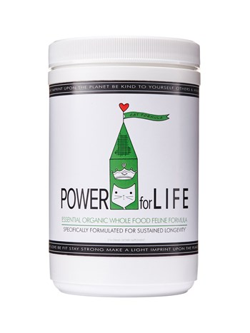 power for life supplement - feline
