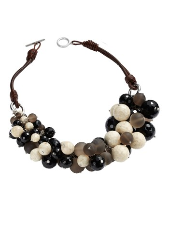 sera mix bead necklace