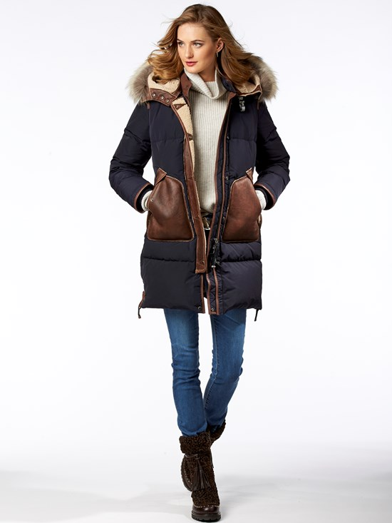 long bear special coat