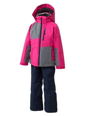 mush two piece ski set