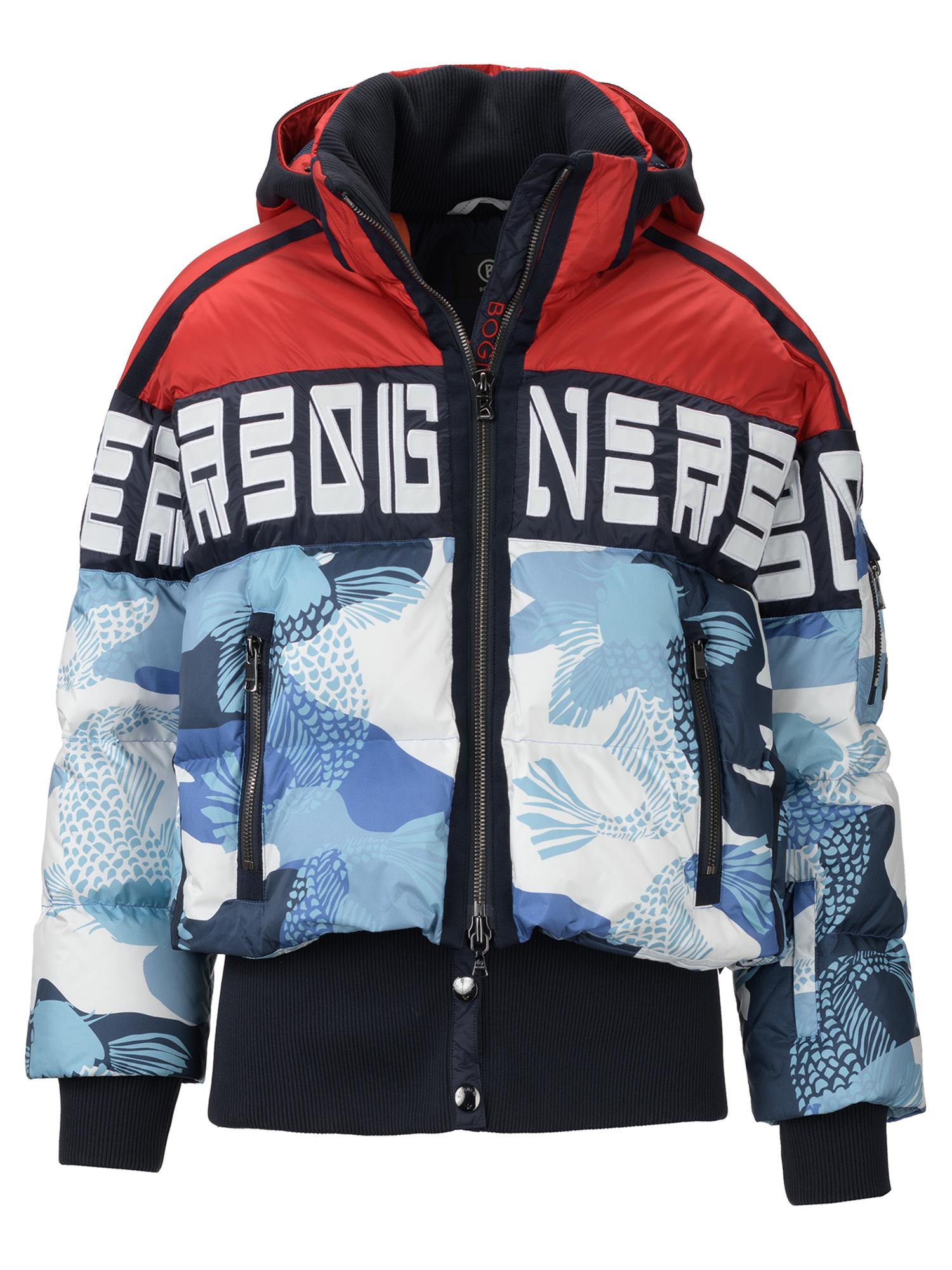 Camo Tess Ski Tess Down Jacket L3ARj54
