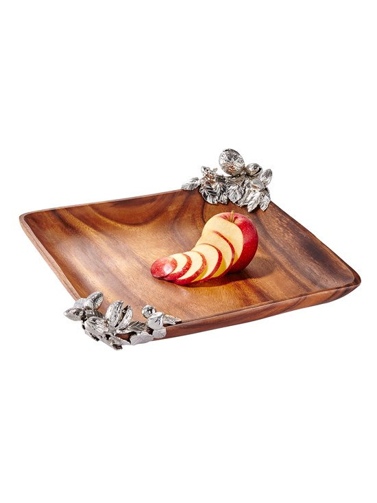 wood tray large