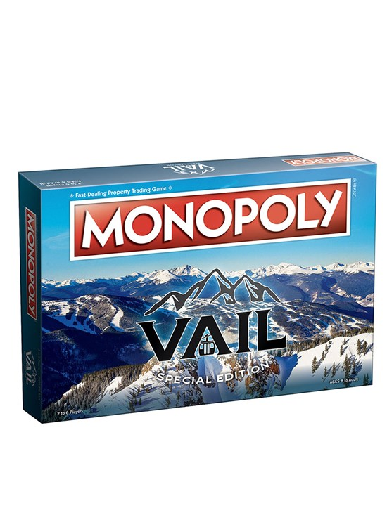 monopoly vail edition