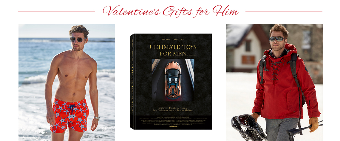 Love Story - Valentine's Day Gifts for Him