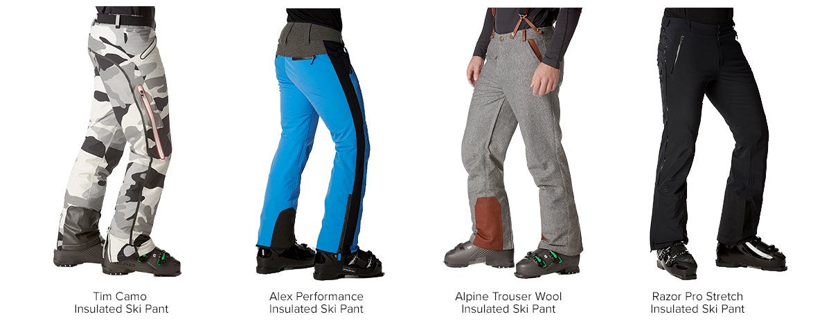 Ski Pants - Shop Now