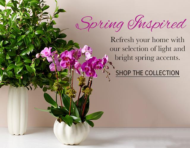 Spring Inspired
