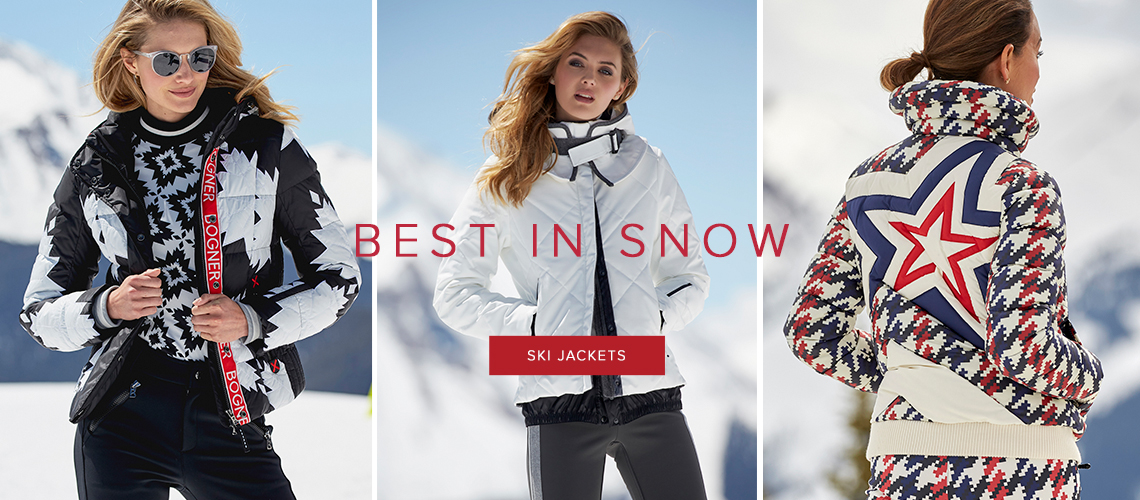 Best In Snow - Ski Jackets