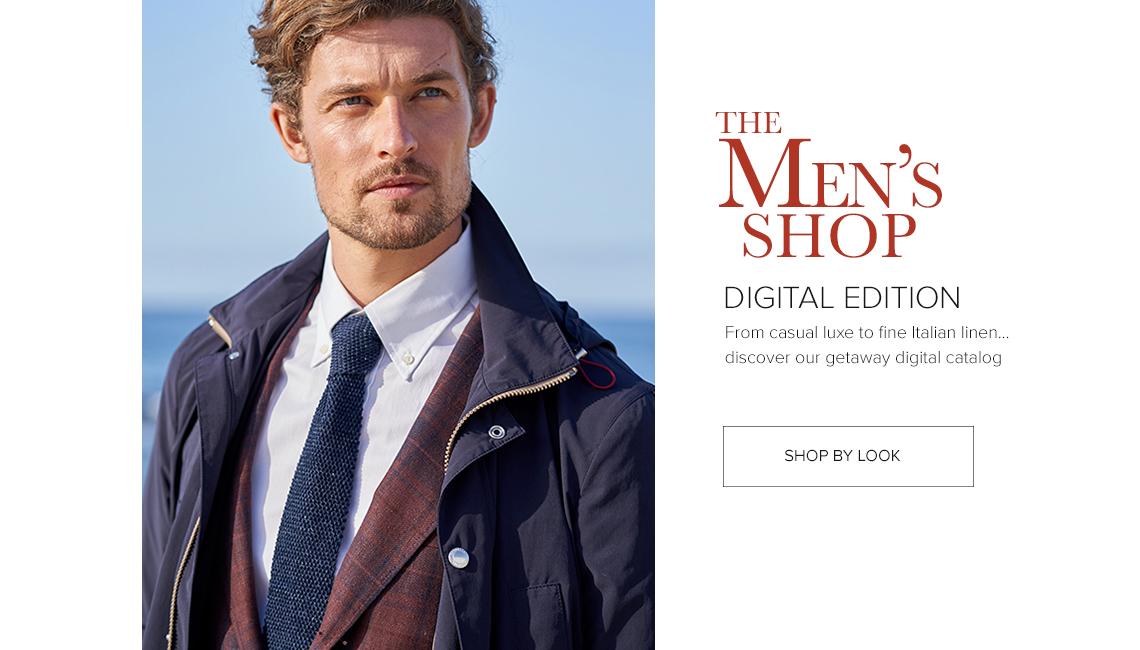 The Men's Shop Digital Edition