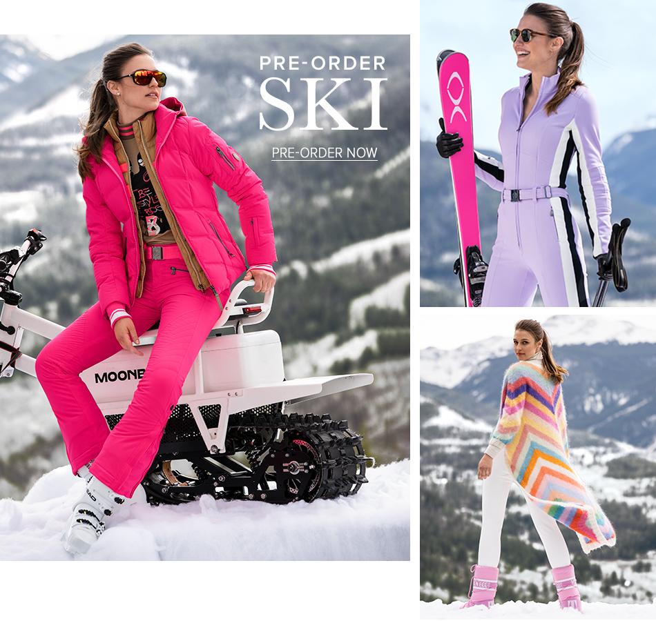 Pre Order Ski