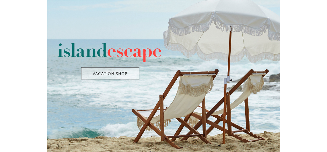 Island Escape - Vacation Shop