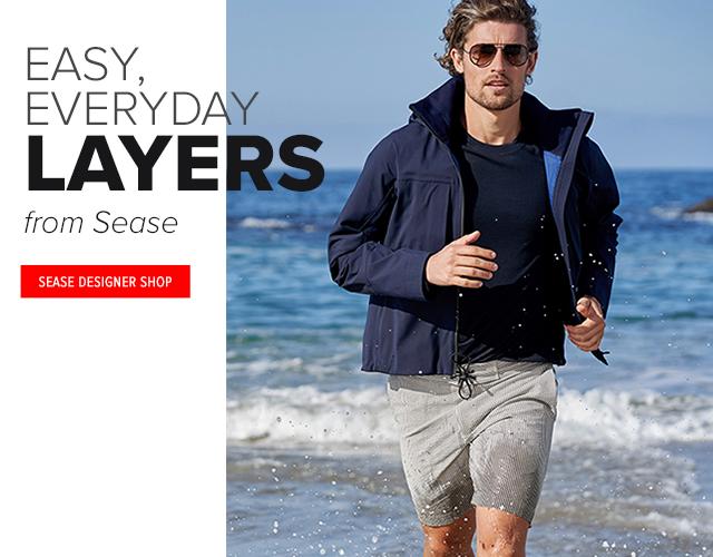 Easy, everyday layers - Sease Designer Shop