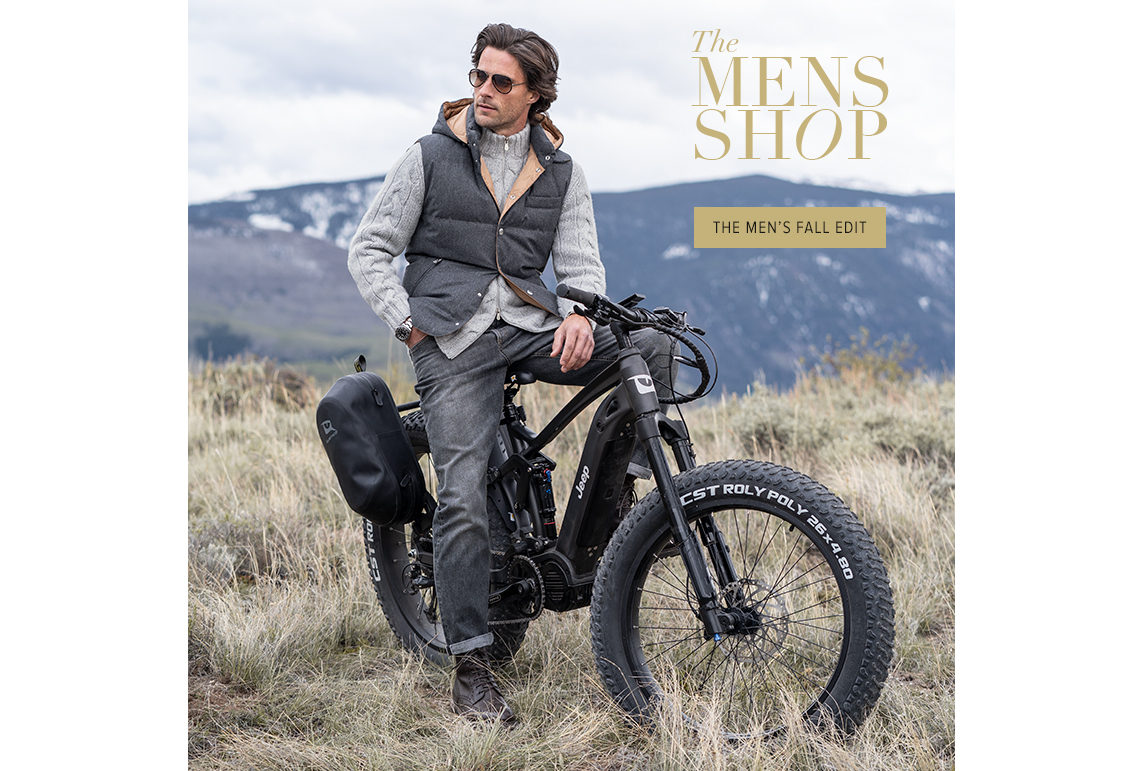 Men's Edit