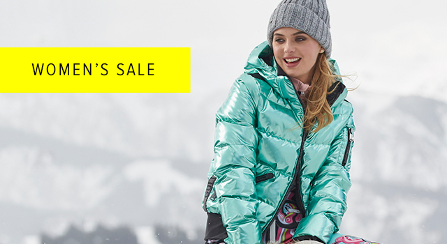Midnight Madness - Women's Ski Sale