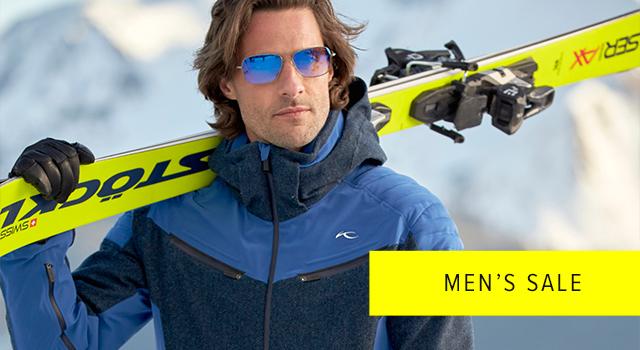 Midnight Madness - Men's Ski Sale