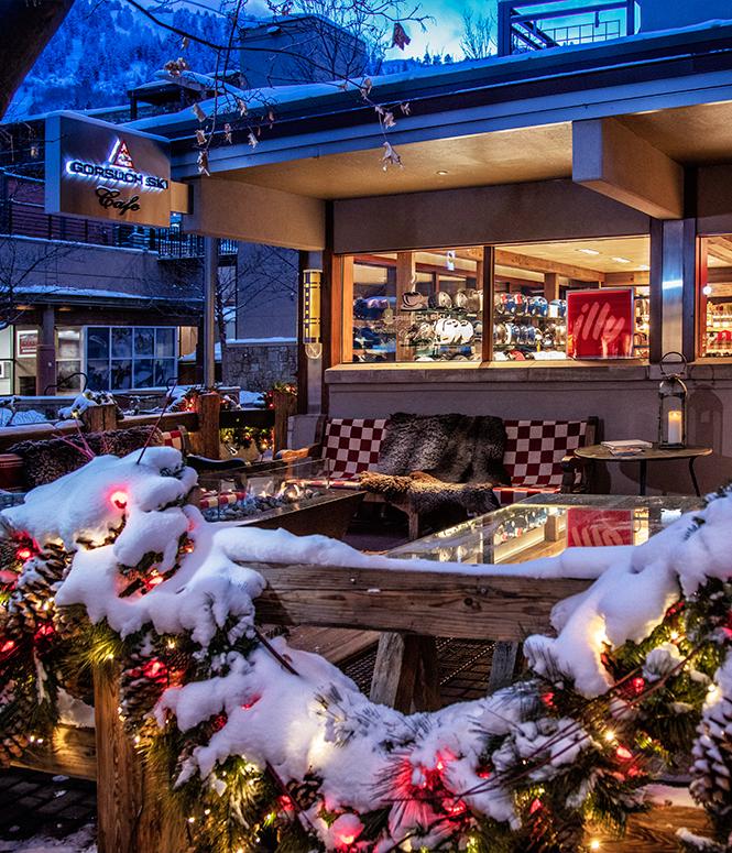 Gorsuch Ski Cafe