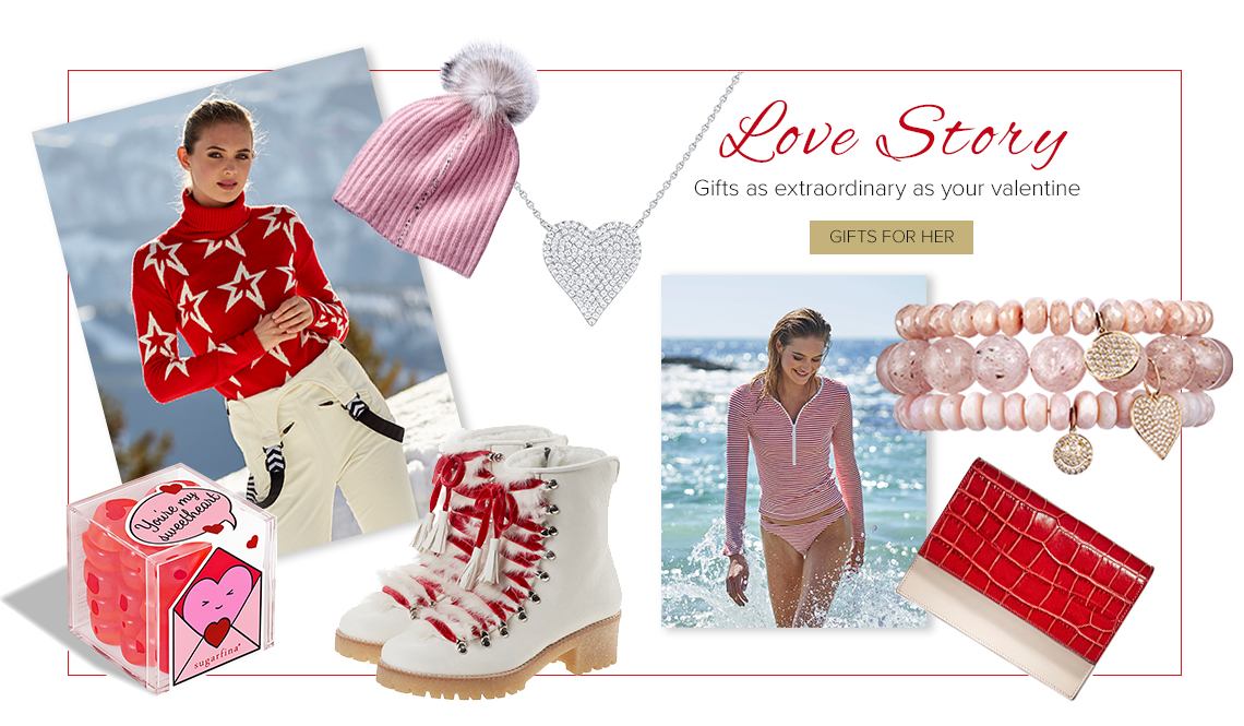 Love Store - Valentine's Gifts for Her
