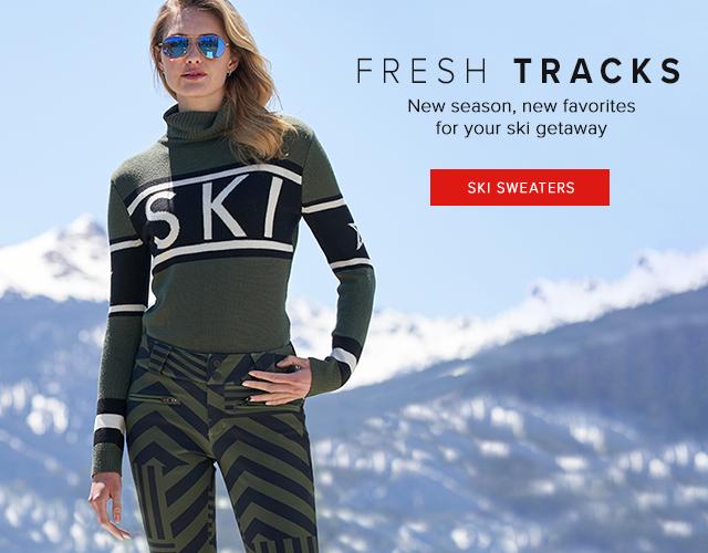 Women's Ski Sweaters