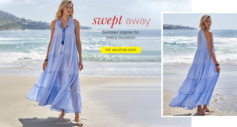 Swept Away - Summer Staples