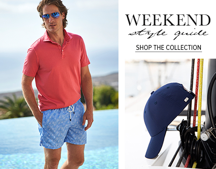 Weekend Style Guide