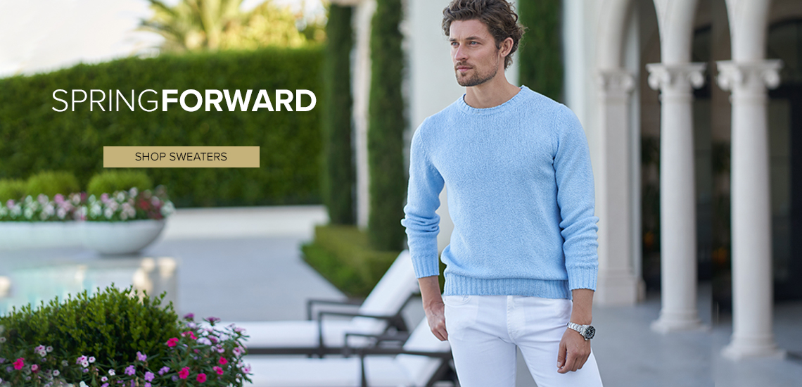 Spring Forward - Shop Sweaters