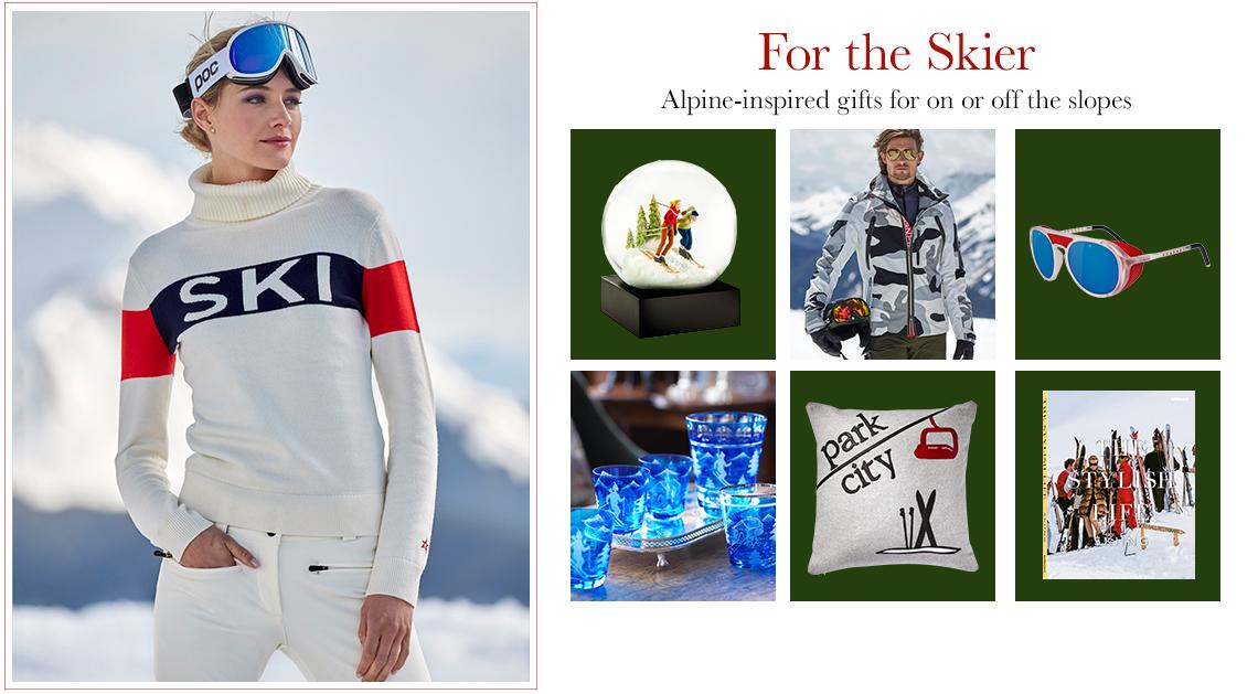 Gift For Skier