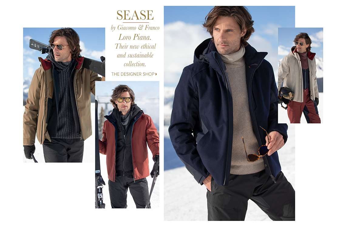 The Men's Collection - Sease Designer Shop