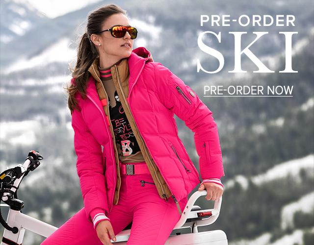 Pre-Order Ski