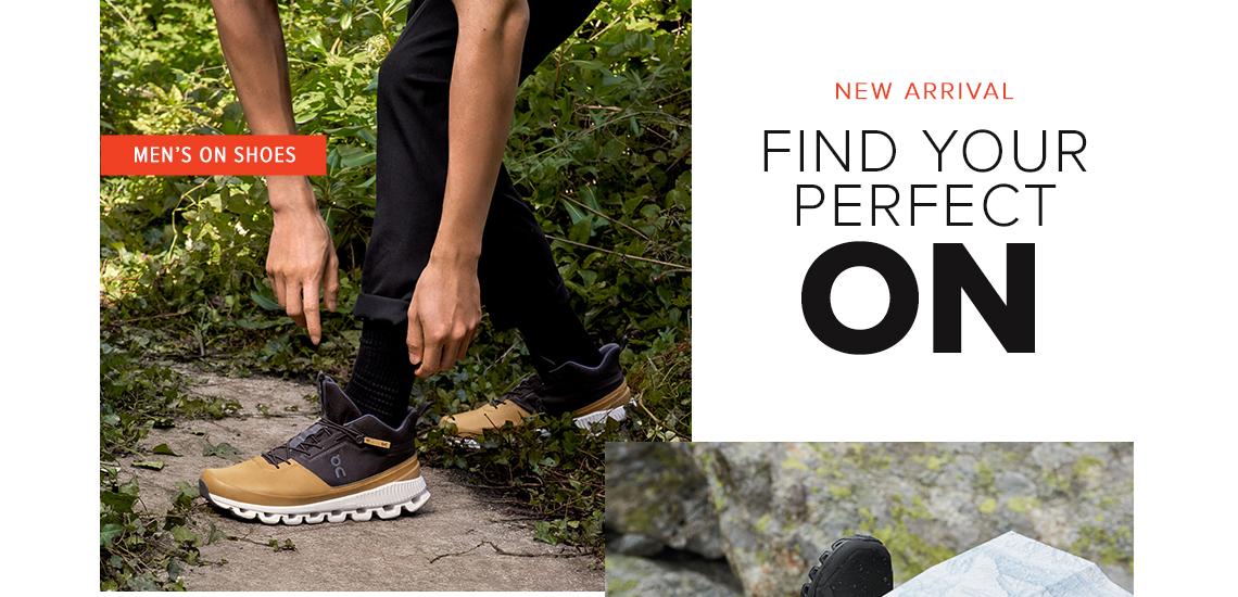 On Shoes - Shop Men's