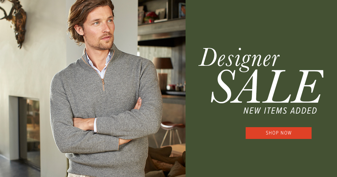Men's Designer Sale
