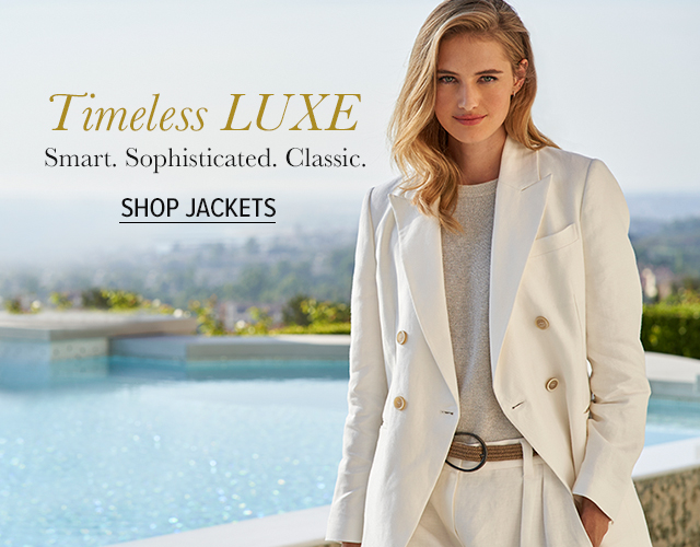 Luxe Jackets