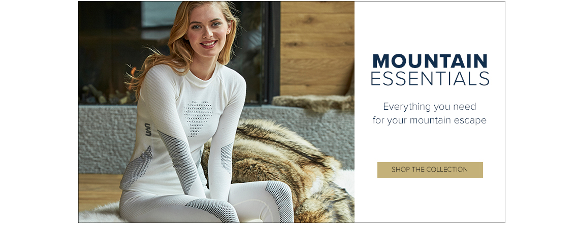 Mountain Essentials - Shop the Collection