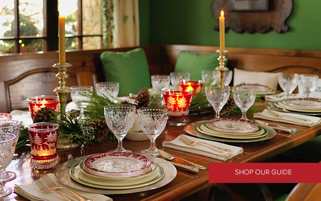 Holiday Hosting - Shop Our Product Guide