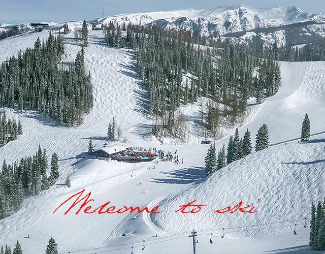 Welcome to Ski