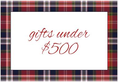 Gift Under $500