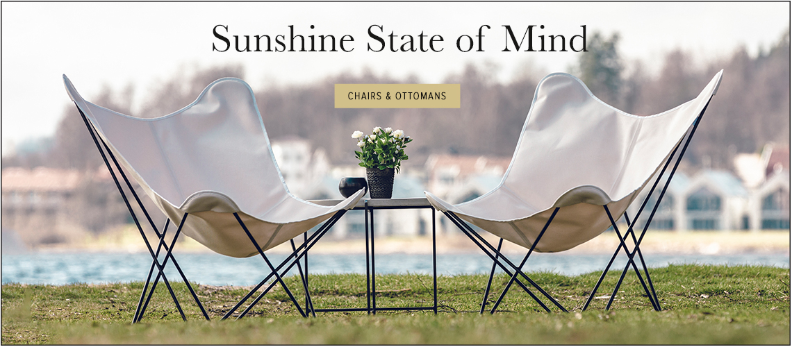 Sunshine State of Mind - Shop Chairs & Ottomans