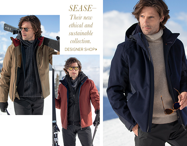 Sease Skiwear – The Designer Shop