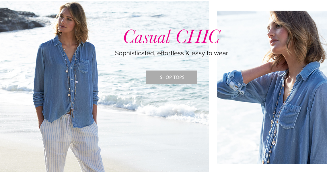 Casual Chic - Shop Tops