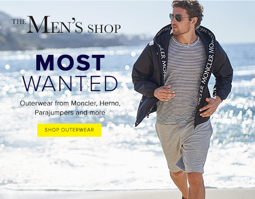 Most Wanted - Outerwear
