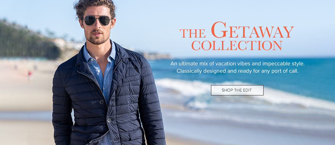 The Getaway Collection - Shop the Edit