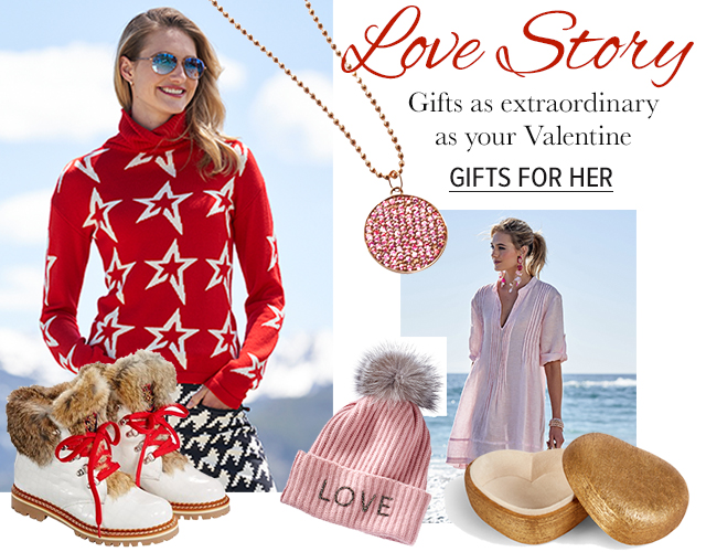 Love Story - Gifts for Her