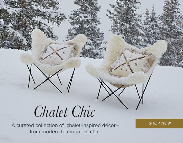 Chalet Chic - Shop Now