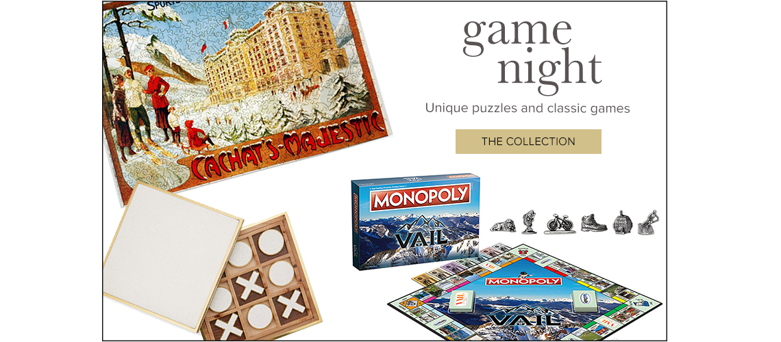 Game Night - Shop the Collection