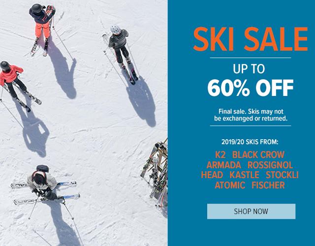 Ski Sale - Shop Now