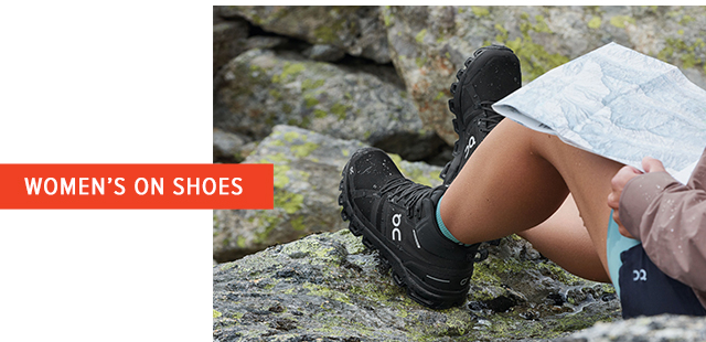 On Shoes - Shop Women's